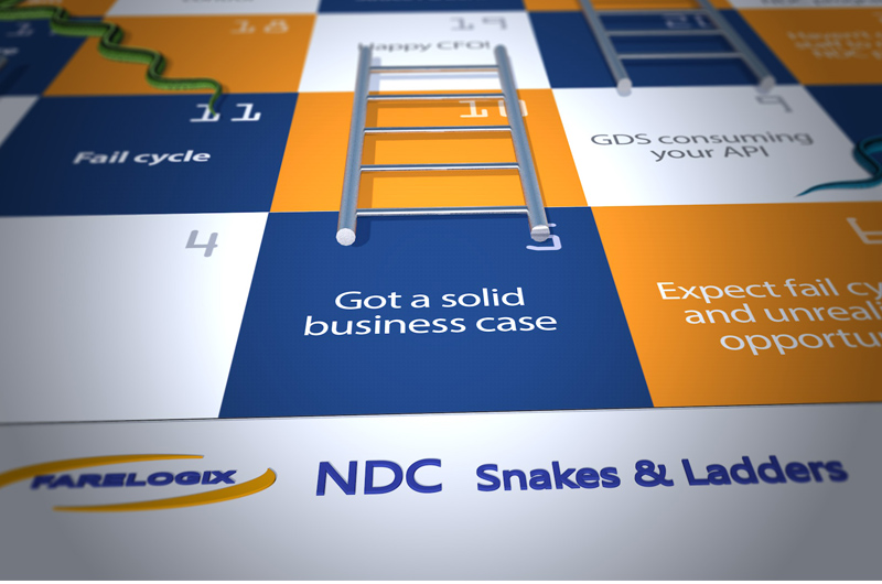 Building an NDC business case